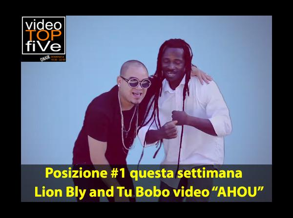 VideoTopFive, la video classifica dal 03.08.2014 al 09.08.2014