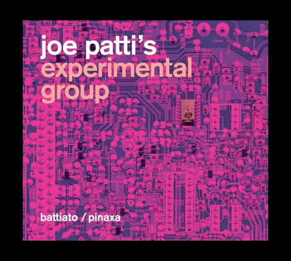 JOE PATTI'S EXPERIMENTAL GROUP BATTIATO/PINAXA