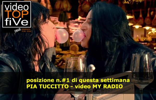 VideoTopFive, la video classifica dal 12.10.2014 al 18.10.2014