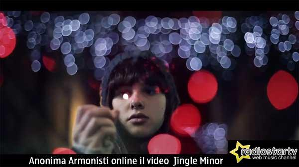 JINGLE MINOR, IL NATALE DARK DELL ANONIMA ARMONISTI