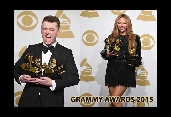 GRAMMY AWARDS 2015 : i vincitori