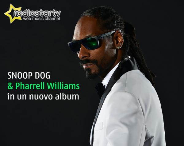 SNOOP DOGG a primavera il nuovo album BUSH