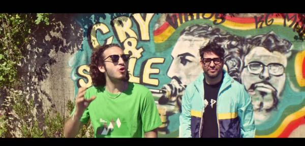 VIRTUS feat KG MAN pubblicano il nuovo video CRY & SMILE
