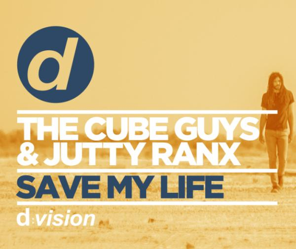 THE CUBE GUYS & JUTTY RANX un sound impossibile da resistere