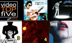 VideoTOPfiVe, la video classifica dal 06.09.2015 al 12.09.2015