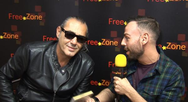 Luca Carboni intervista presentazione Pop-Up