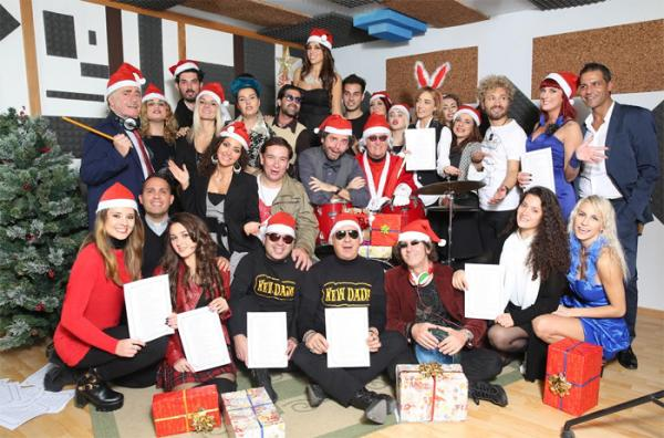 JINGLE BELLS STAR ACCENDE IL NATALE 2015