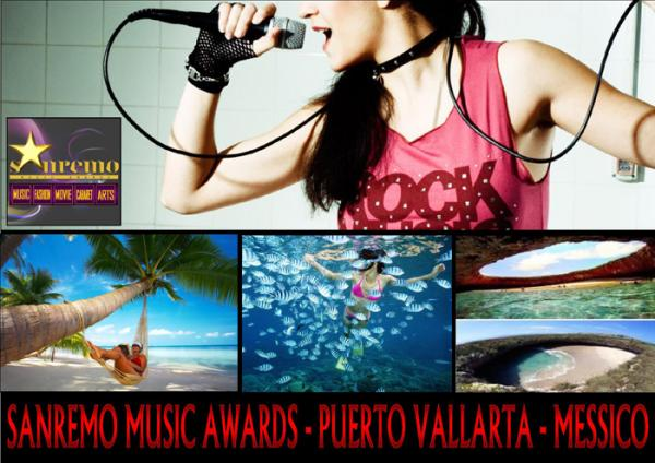 Sanremo Music Awards in Messico:  Vamos a Empezar