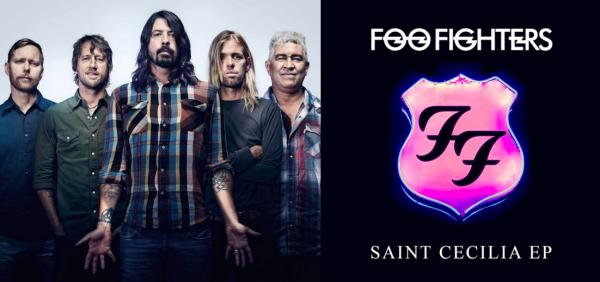 Foo Fighters in download gratuito Saint Cecilia EP
