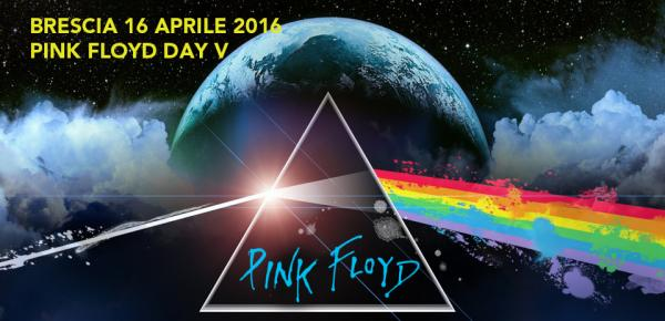 Pink Floyd Day 5 for AIL a BRESCIA impredibile weekend rock