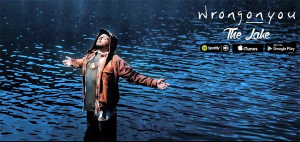 WRONGONYOU online il nuovo singolo THE LAKE