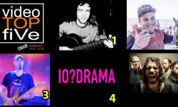 VideoTOPfiVe, la video classifica dal 17.07.2016 al 23.07.2016