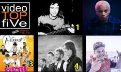 VideoTOPfiVe, la video classifica dal 31.07.2016 al 06.08.2016