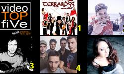 VideoTOPfiVe, la video classifica dal 14.08.2016 al 20.08.2016
