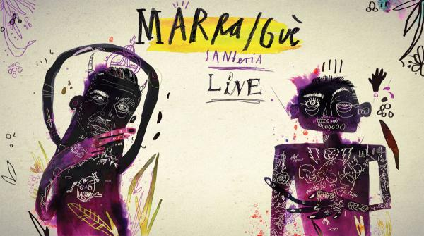 MARRACASH e GUE  PEQUENO - SANTERIA LIVE TOUR