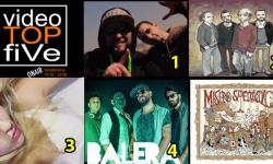 VideoTOPfiVe, la video classifica dal 27.11.2016 – 03.12.2016