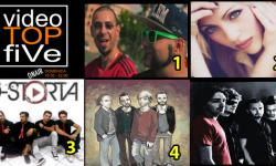 VideoTOPfiVe, la video classifica dal 04.12.2016 – 10.12.2016