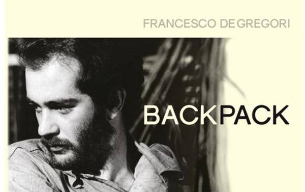 "FRANCESCO DE GREGORI: È USCITO IL BOX ""BACKPACK"""