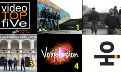 VideoTOPfiVe, la video classifica dal 19.02.2017 – 25.02.2017