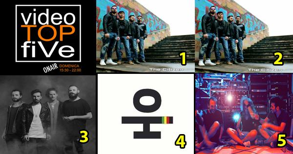 VideoTOPfiVe, la video classifica dal 05.03.2017 – 11.03.2017