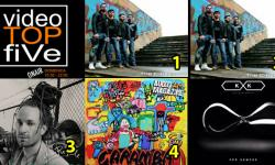 VideoTOPfiVe, la video classifica dal 12.03.2017 – 18.03.2017