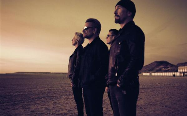 U2 out now SONGS OF EXPERIENCE