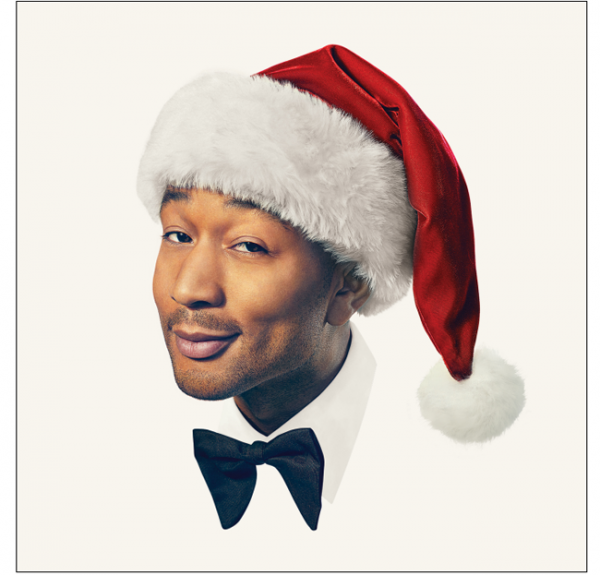 JOHN LEGEND in arrivo per Natale : A LEGENDARY CHRISTMAS