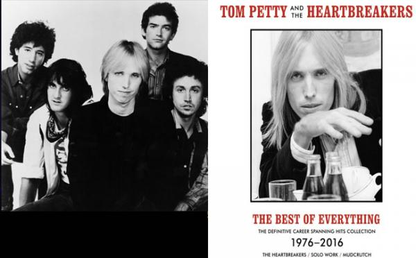 TOM PETTY AND THE HEARTBREAKERS: The Best Of Everything 1 marzo 2019